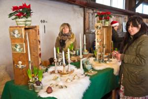 Uli Weber och Nella Druzeta jobbar med konst och keramik
