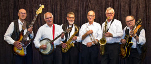 Grabbarna i Begonia Jazzband