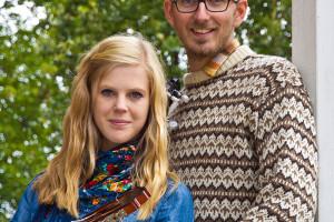 Elin Ahlberg & Gustav Bäcklin